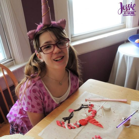 Fondant 101 for Anyone by Jessie At Home - Kyla and her unicorn