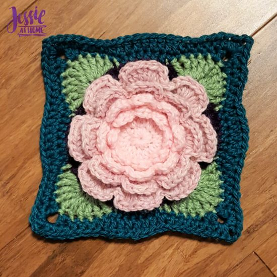 Janet's Garden CAL by Jessie At Home - February - 3