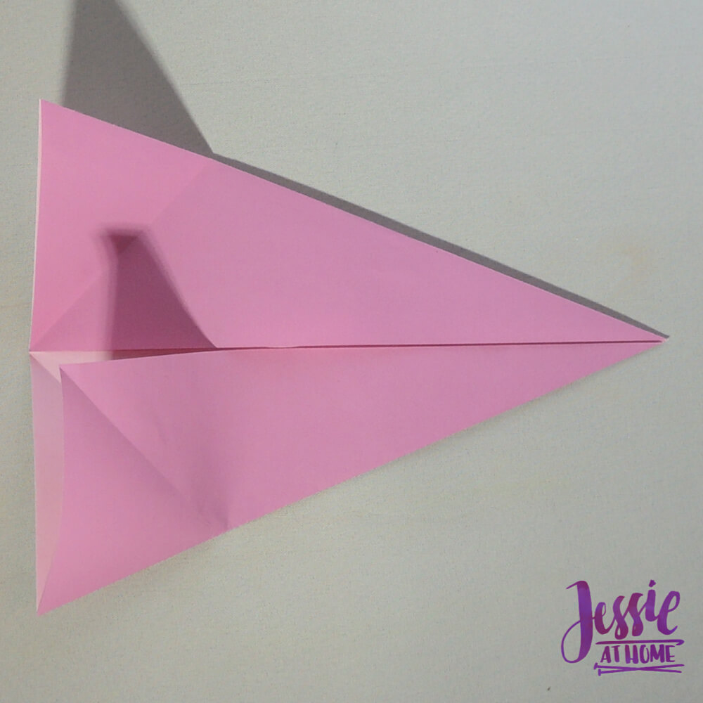 Origami Little Bird Step 5