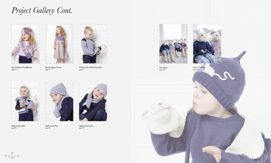 Very British Toddler Knits book review from Jessie At Home - mouse