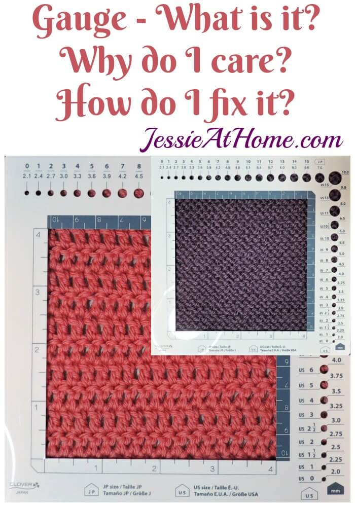 All About Gauge by Jessie At Home