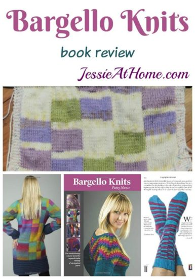 Bargello Knits - book review by Jessie At Home