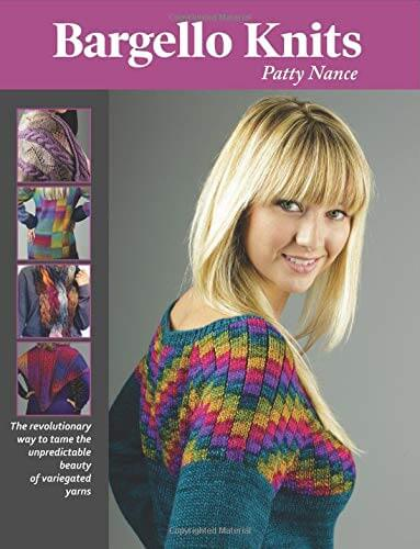 Bargello Knits - book review by Jessie At Home - Cover