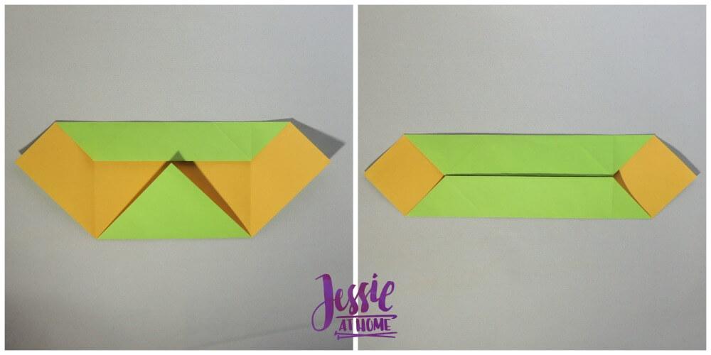 Origami Plain Box Step 3