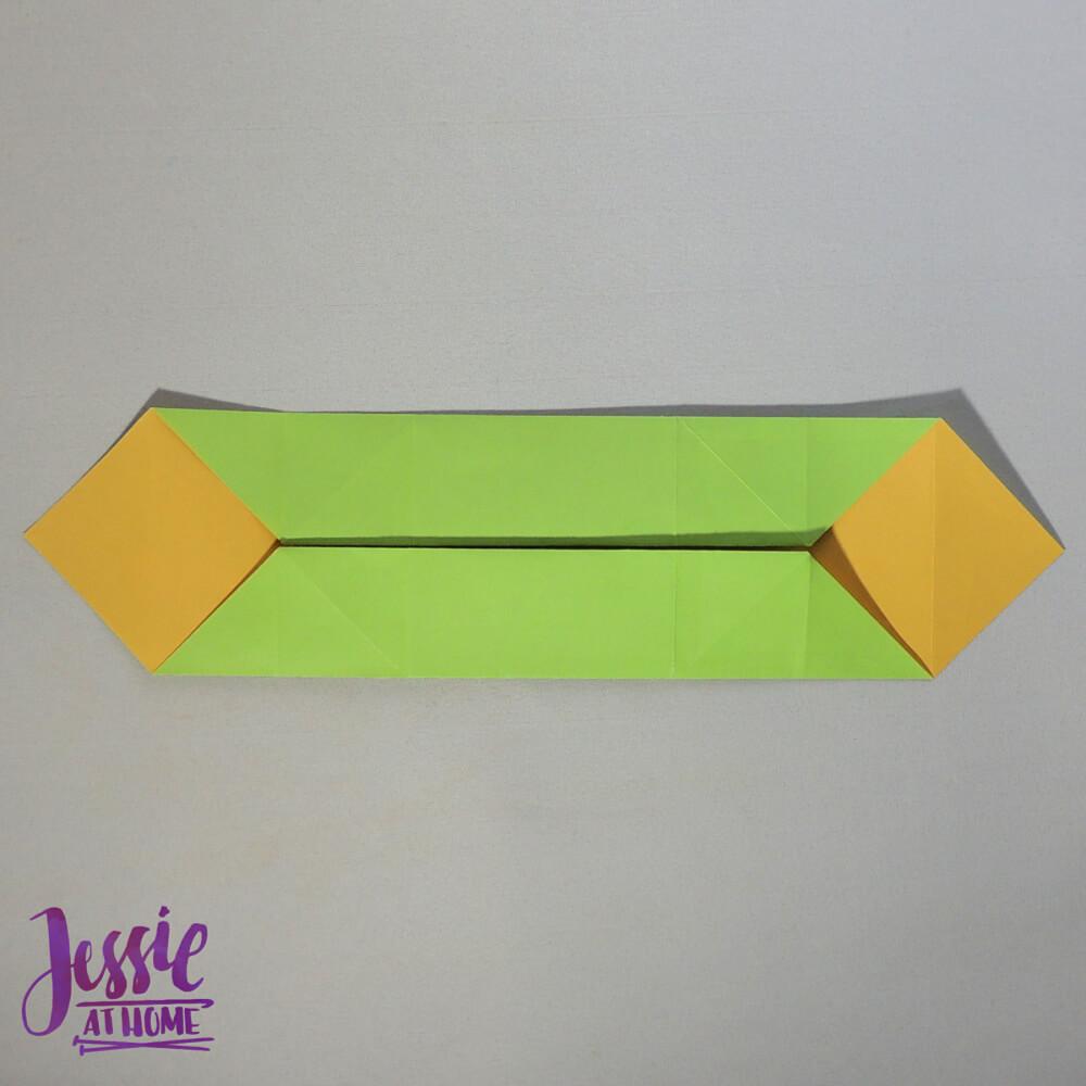 Origami Plain Box Step 5