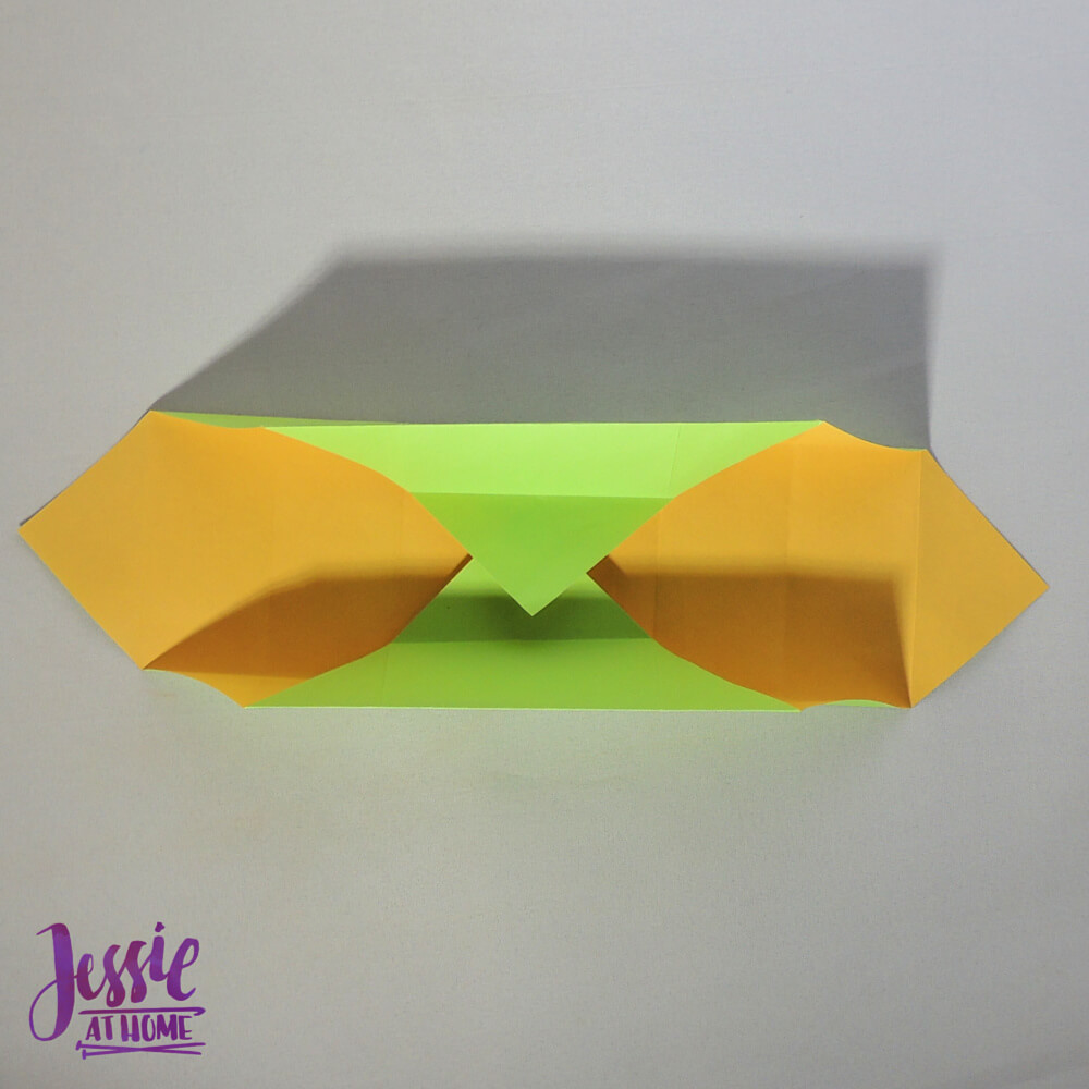 Origami Plain Box Step 6