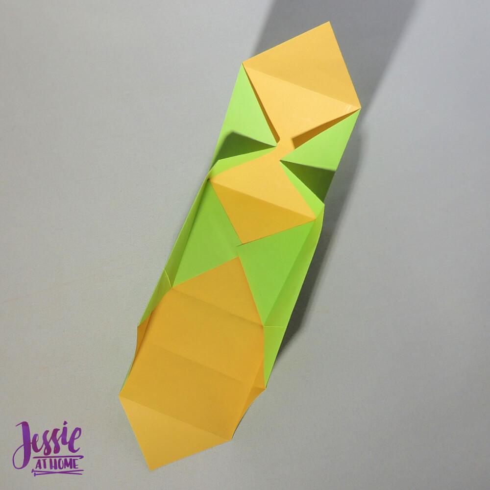 Origami Plain Box Step 7