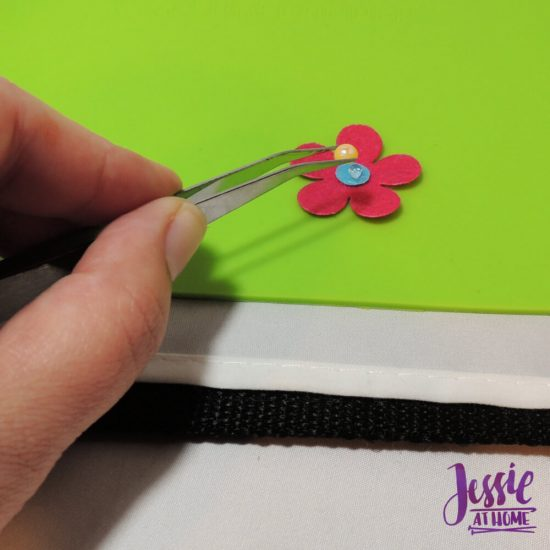 Surebonder Precision Point Glue Gun craft product review from Jessie At Home - glue small items