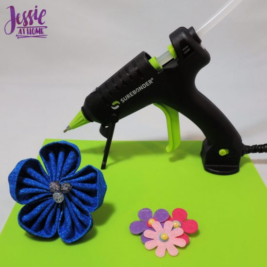 Surebonder Precision Point Glue Gun craft product review from Jessie At Home - make so many creations