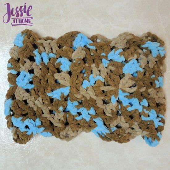 Vivian Crochet Cowl free crochet pattern by Jessie At Home - 3