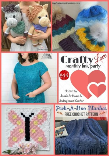 Crafty Love Link Party 44