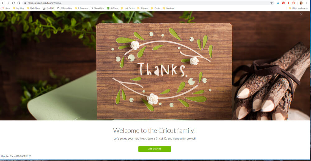 Cricut Maker Getting Started from Jessie At Home - Let's Make Something