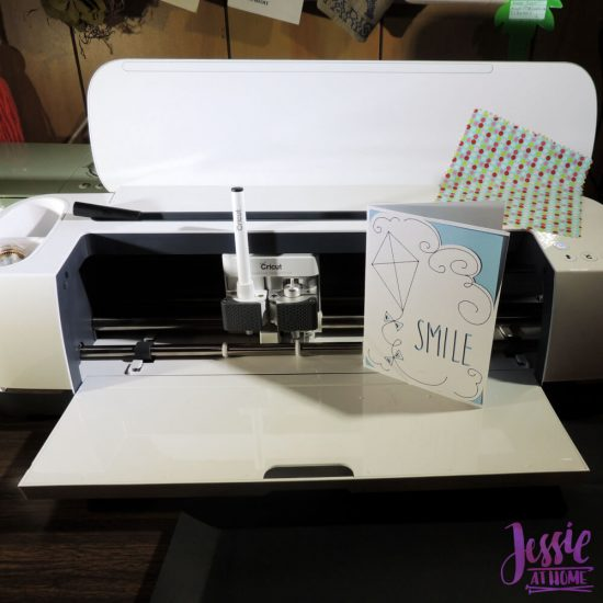 Cricut Maker Getting Started from Jessie At Home - Maker Card
