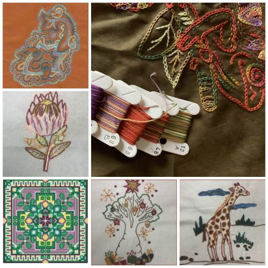 Global Artisan Needlepoint Designs & Kits craft review from Jessie At Home - products