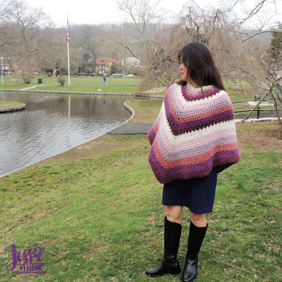 Neapolitan Scratch N Sniff free crochet pattern by Jessie At Home - 4