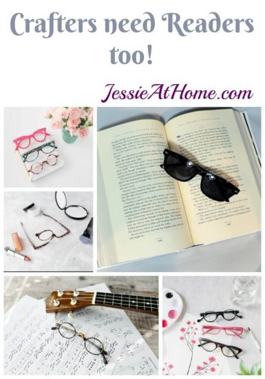 Crafters Need Readers too review and giveaway from Jessie At Home