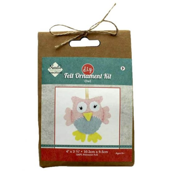 Cute Kits by Fabric Editions - review from Jessie At Home - Owl Kit