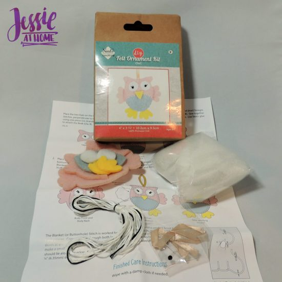 Cute Kits by Fabric Editions - review from Jessie At Home - everything you need
