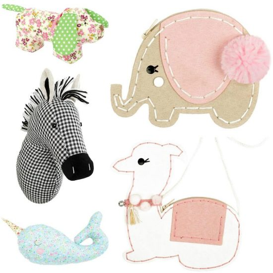 Cute Kits by Fabric Editions - review from Jessie At Home - options