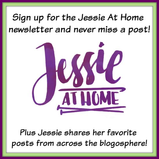 Jessie At Home Newsletter