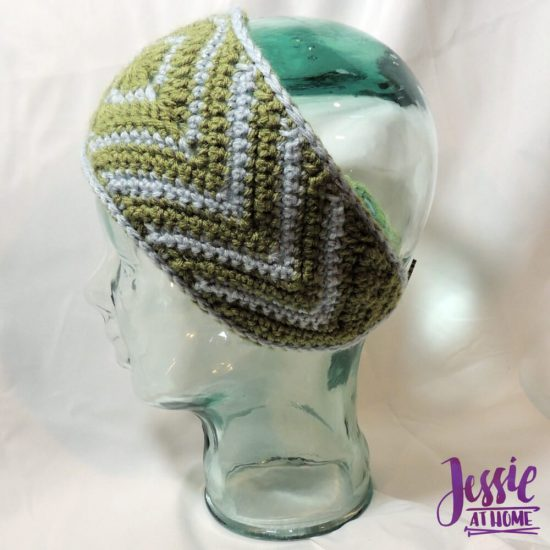 Julianna free crochet pattern by Jessie At Home - Julianna side
