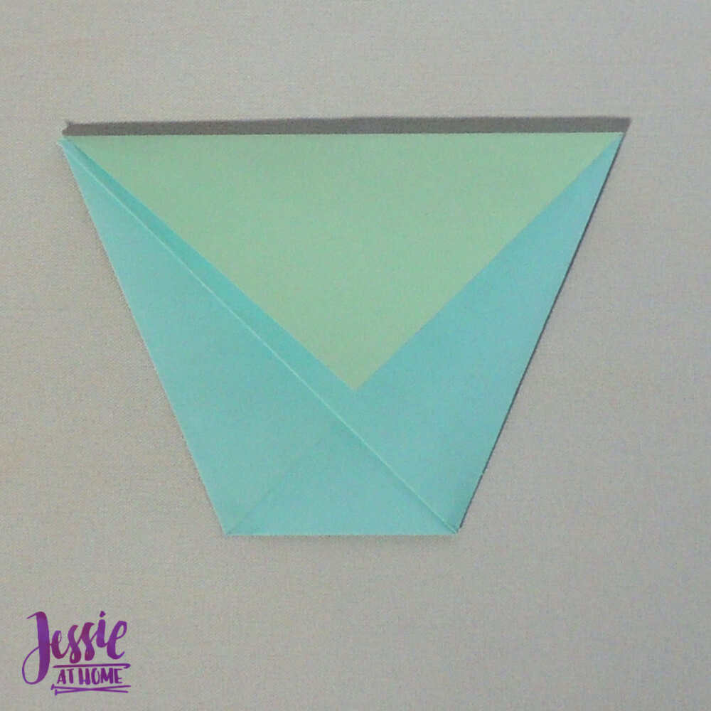Origami Cups : How to Fold Origami Drinking Cups : Paper Folding ... | 1000x1000