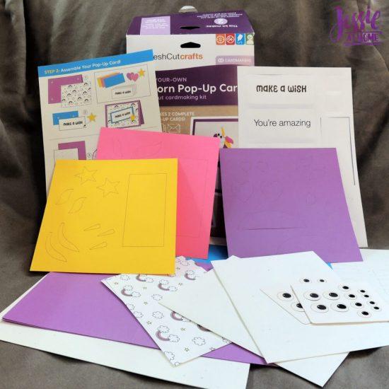 Fresh Cut Crafts - Paper Crafts For Kids - kit