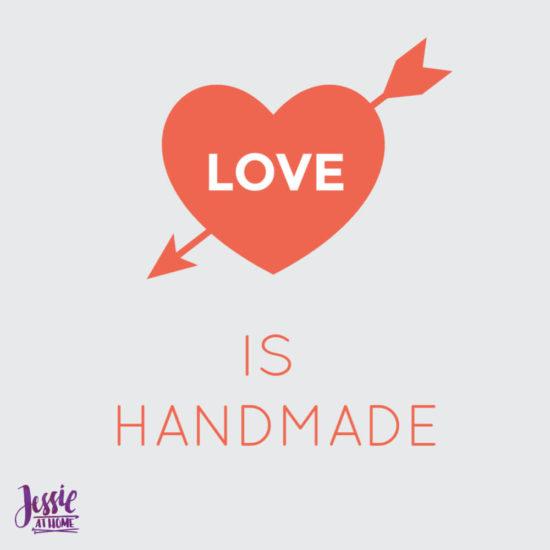 love is handmade
