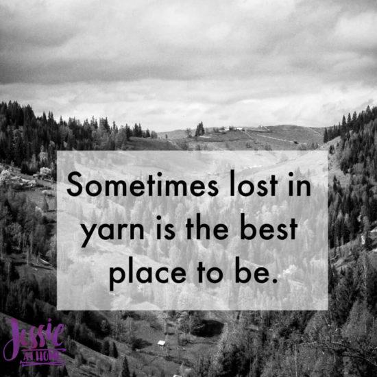 lost in yarn