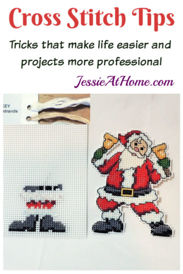 Cross Stitch Tips and Tricks