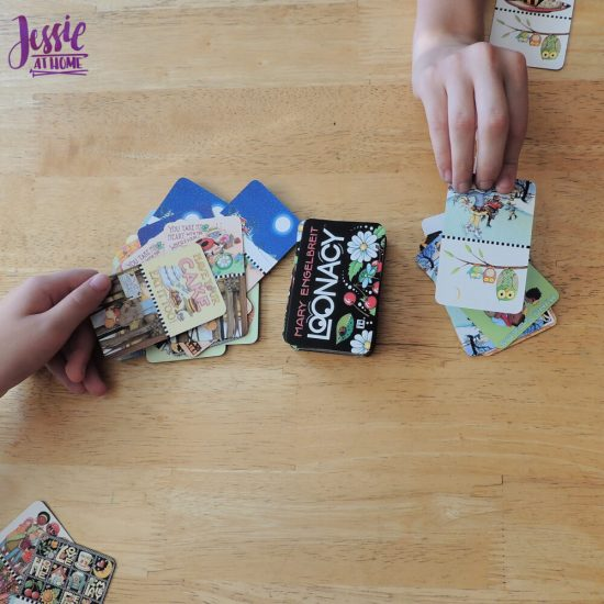 Family games for kids with dyslexia and everyone else - Jessie At Home - play quick
