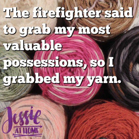 Save the yarn
