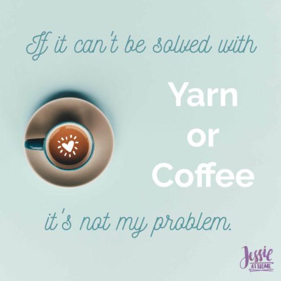 Yarn or Coffee