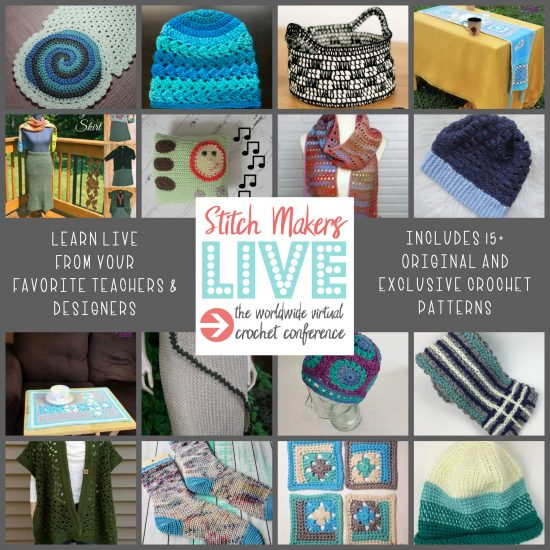 Stitch Makers Live 2019 - Patterns