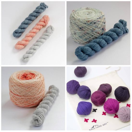 Gifts for Yarn Lovers from Global Backyard - Jessie At Home - yarn