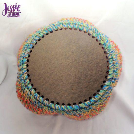 Halloween Basket Crochet Pattern by Jessie At Home - 2