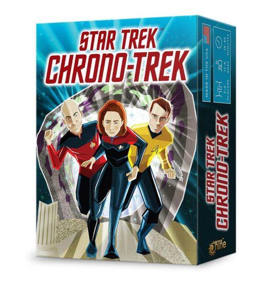 Star Trek Crono Trek