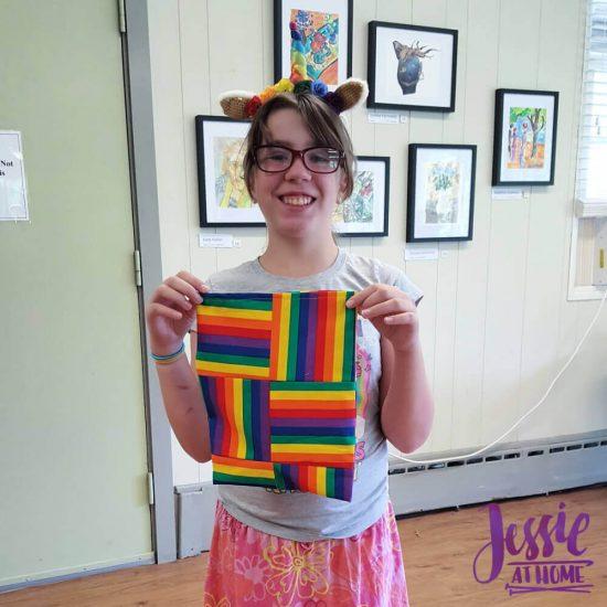 Star Trek Crono Trek and Summer Fun - Selfie Sunday by Jessie At Home - Kyla can sew