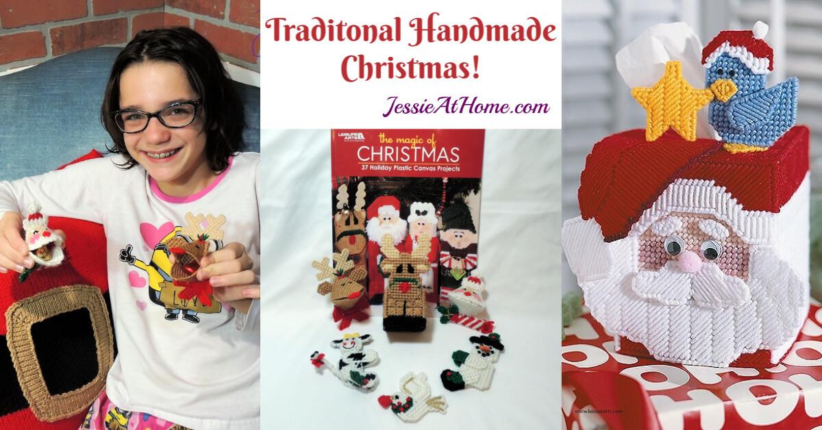 Plastic Canvas Christmas Ornament Patterns.Plastic Canvas Christmas Decor And Ornaments Jessie At Home