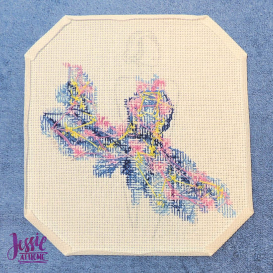DMC Kits & Supplies now available from Love Craft - Cross Stitch Folded