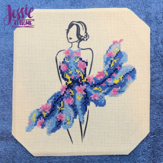 DMC Kits & Supplies now available from Love Craft - Cross Stitch Trimmed