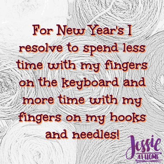 New Year's Yarn